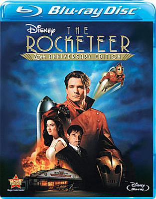 ROCKETEER (20TH ANNIVERSARY EDITION) BY CAMPBELL,BILLY (Blu-Ray)